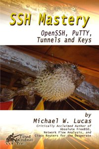 SSH Mastery Cover Image